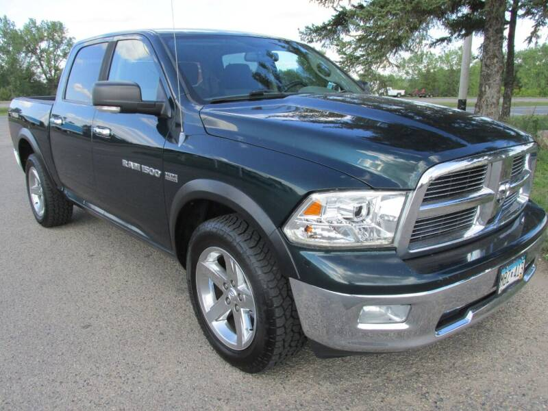 2011 RAM Ram Pickup 1500 for sale at Buy-Rite Auto Sales in Shakopee MN