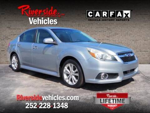 2014 Subaru Legacy for sale at Riverside Mitsubishi(New Bern Auto Mart) in New Bern NC