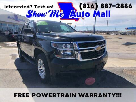 2015 Chevrolet Tahoe for sale at Show Me Auto Mall in Harrisonville MO