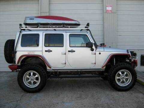 2007 Jeep Wrangler for sale at Classic Car Deals in Cadillac MI