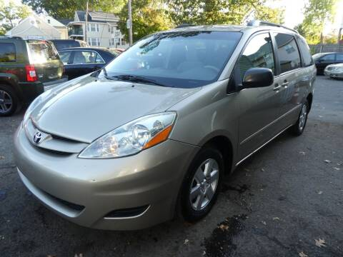 2006 Toyota Sienna for sale at Wheels and Deals in Springfield MA