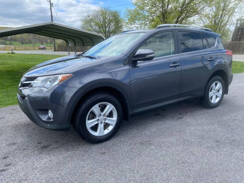 2014 Toyota RAV4 for sale at Finish Line Auto Sales in Thomasville PA