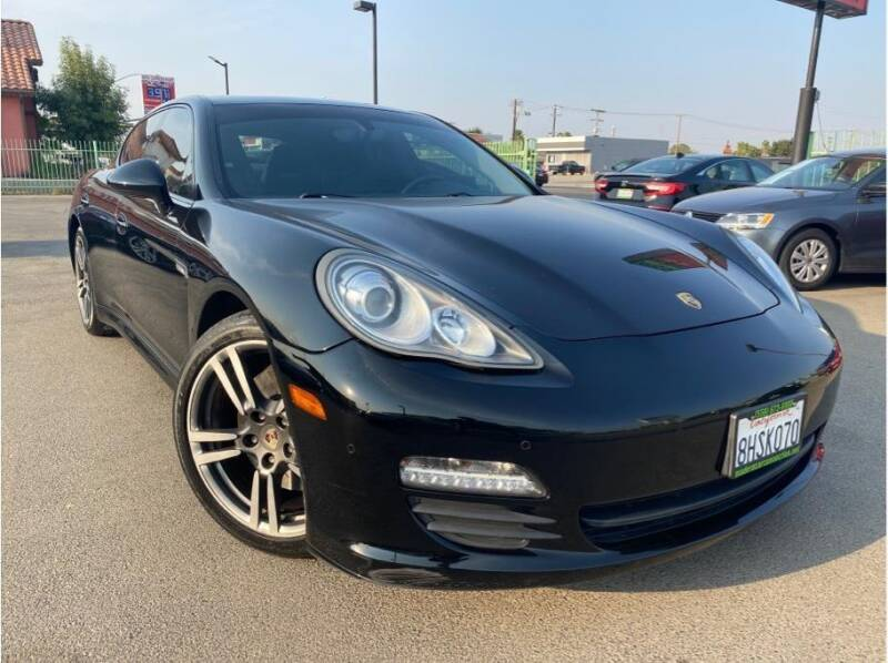 2011 Porsche Panamera for sale at MADERA CAR CONNECTION in Madera CA