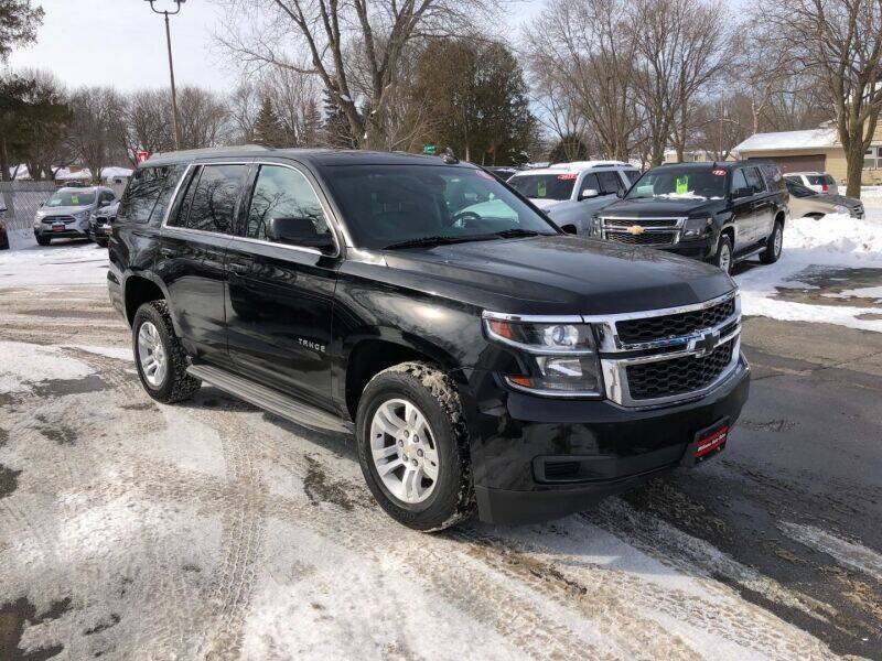 2015 Chevrolet Tahoe for sale at WILLIAMS AUTO SALES in Green Bay WI
