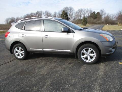 2011 Nissan Rogue for sale at Crossroads Used Cars Inc. in Tremont IL