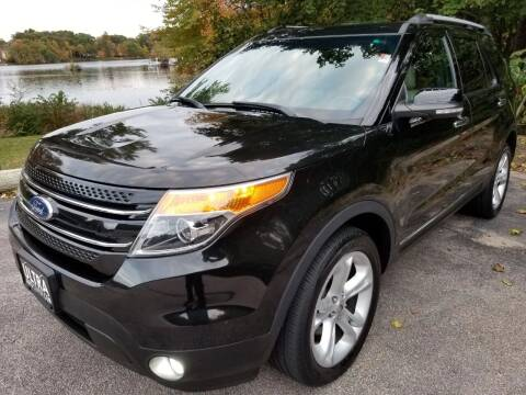 2011 Ford Explorer for sale at Ultra Auto Center in North Attleboro MA