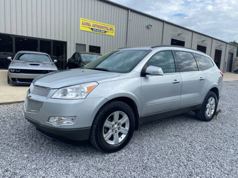 2012 Chevrolet Traverse for sale at Alpha Automotive in Odenville AL