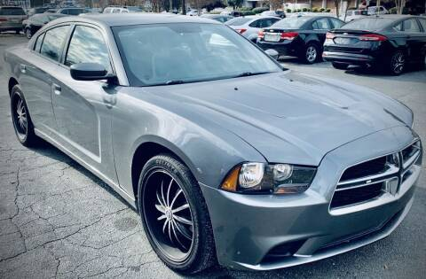 2011 Dodge Charger for sale at RD Motors, Inc in Charlotte NC