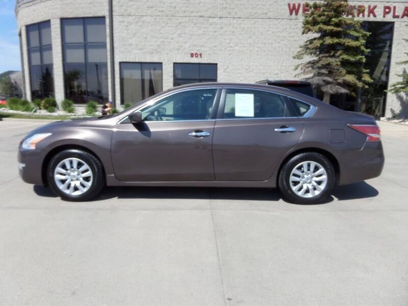 2014 Nissan Altima for sale at Elite Motors in Fargo ND