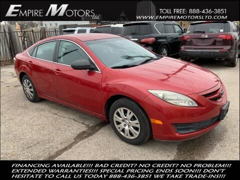 2009 Mazda MAZDA6 for sale at Empire Motors LTD in Cleveland OH