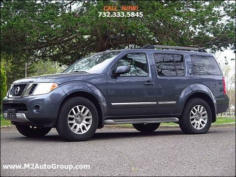 2010 Nissan Pathfinder for sale at M2 Auto Group Llc. EAST BRUNSWICK in East Brunswick NJ