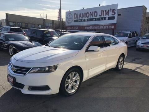 2015 Chevrolet Impala for sale at Diamond Jim's West Allis in West Allis WI