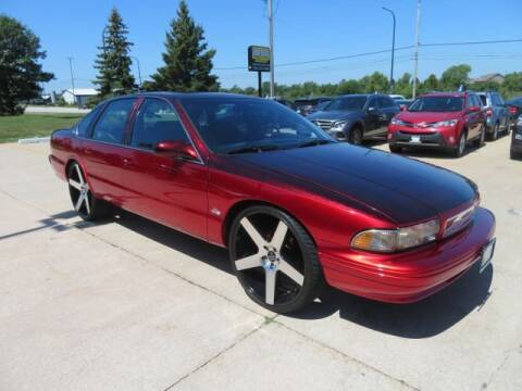 1996 Chevrolet Impala for sale at Import Exchange in Mokena IL