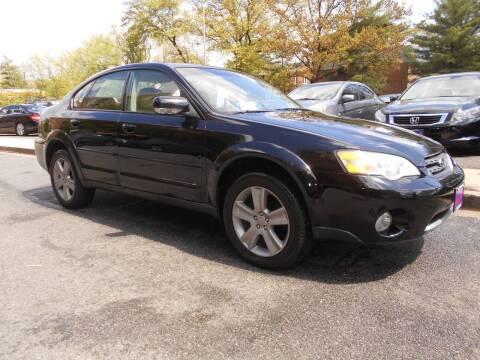 2007 Subaru Outback for sale at H & R Auto in Arlington VA