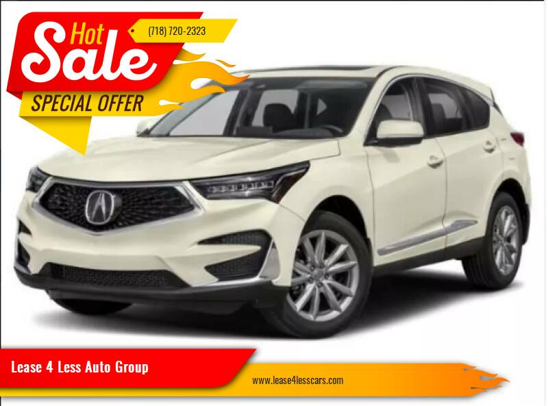 2020 Acura RDX for sale at Lease 4 Less Auto Group in Brooklyn NY