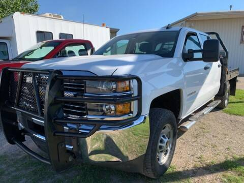 2016 Chevrolet Silverado 2500HD for sale at Lumpy's Auto Sales in Oklahoma City OK