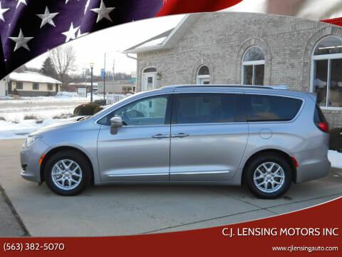 2020 Chrysler Pacifica for sale at C.J. Lensing Motors Inc in Decorah IA