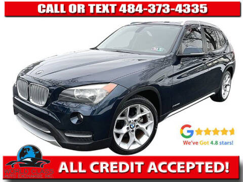 2013 BMW X1 for sale at World Class Auto Exchange in Lansdowne PA