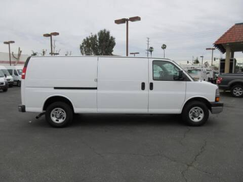 2016 Chevrolet Express Cargo for sale at Norco Truck Center in Norco CA
