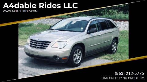 2008 Chrysler Pacifica for sale at A4dable Rides LLC in Haines City FL