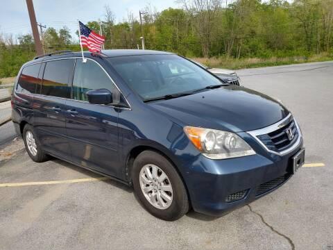 2010 Honda Odyssey for sale at 100 Motors in Bechtelsville PA
