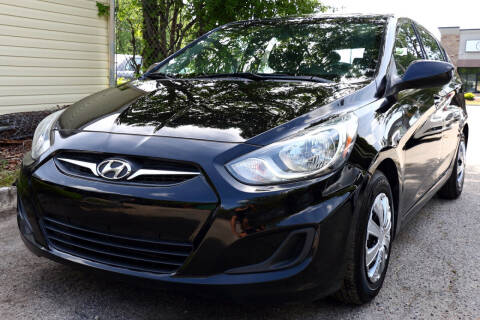 2014 Hyundai Accent for sale at Prime Auto Sales LLC in Virginia Beach VA