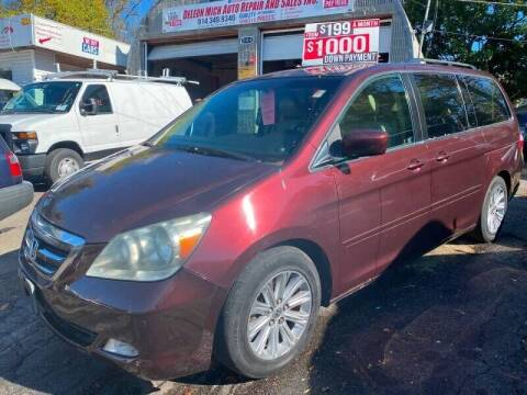 2007 Honda Odyssey for sale at Deleon Mich Auto Sales in Yonkers NY