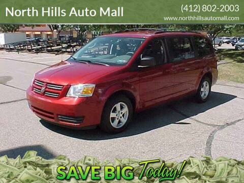 2009 Dodge Grand Caravan for sale at North Hills Auto Mall in Pittsburgh PA