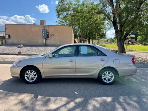 2004 Toyota Camry for sale at Top Gun Auto Sales, LLC in Albuquerque NM