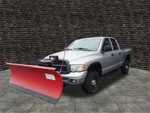 2003 Dodge Ram Pickup 2500 for sale at Montclair Motor Car in Montclair NJ