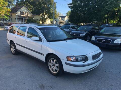 2004 Volvo V70 for sale at Emory Street Auto Sales and Service in Attleboro MA