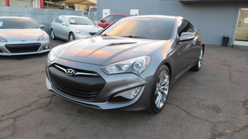 2013 Hyundai Genesis Coupe for sale at Luxury Auto Imports in San Diego CA