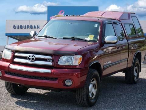 2006 Toyota Tundra for sale at Suburban Chevrolet of Ann Arbor in Ann Arbor MI