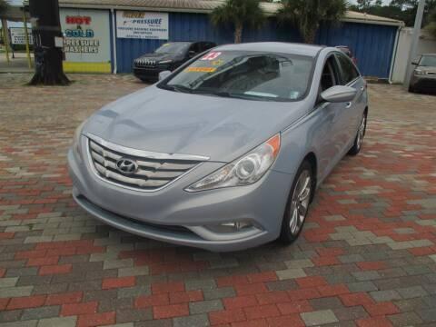 2013 Hyundai Sonata for sale at Affordable Auto Motors in Jacksonville FL
