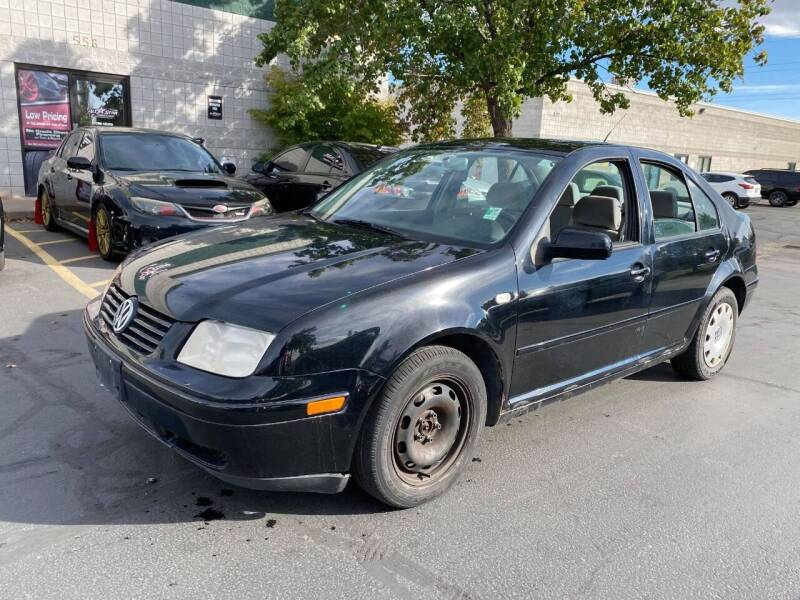 1999 Volkswagen Jetta for sale at All-Star Auto Brokers in Layton UT