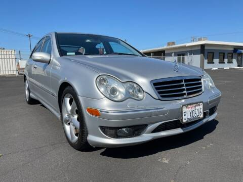 2005 Mercedes-Benz C-Class for sale at Approved Autos in Sacramento CA