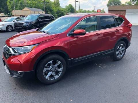2018 Honda CR-V for sale at Teds Auto Inc in Marshall MO
