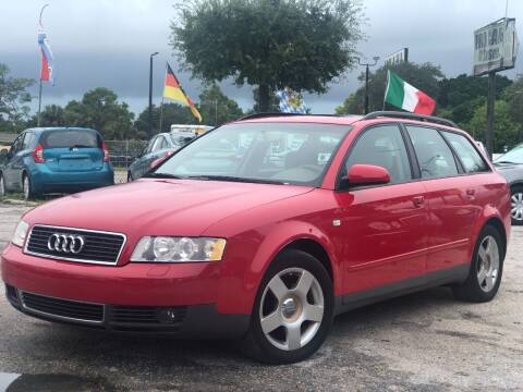 2004 Audi A4 for sale at Pro Cars Of Sarasota Inc in Sarasota FL