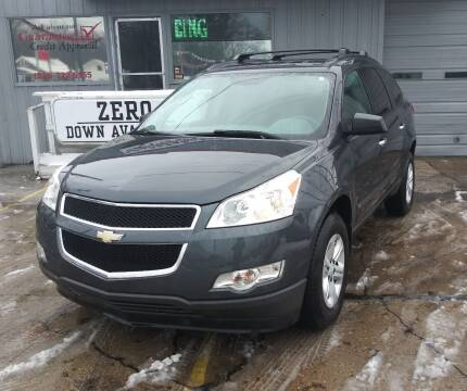 2009 Chevrolet Traverse for sale at Wicked Motorsports in Muskegon MI