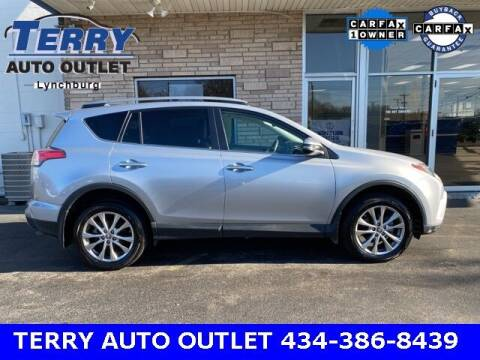 2018 Toyota RAV4 for sale at Terry Auto Outlet in Lynchburg VA