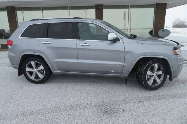 2016 Jeep Grand Cherokee for sale at DAKOTA CHRYSLER CENTER in Wahpeton ND