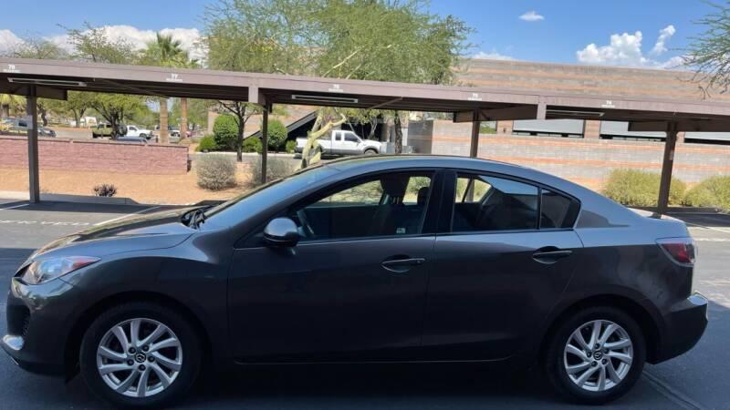 2013 Mazda MAZDA3 for sale at Autodealz in Tempe AZ