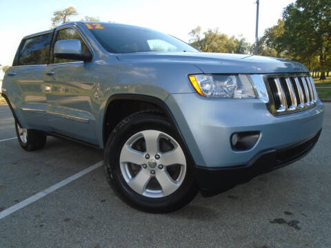 2012 Jeep Grand Cherokee for sale at Sunshine Auto Sales in Kansas City MO