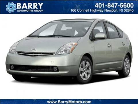 2009 Toyota Prius for sale at BARRYS Auto Group Inc in Newport RI