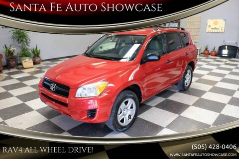 2012 Toyota RAV4 for sale at Santa Fe Auto Showcase in Santa Fe NM