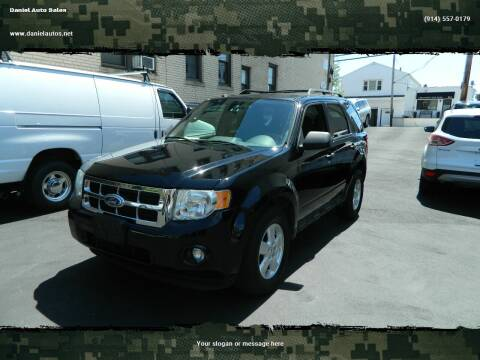 2010 Ford Escape for sale at Daniel Auto Sales in Yonkers NY