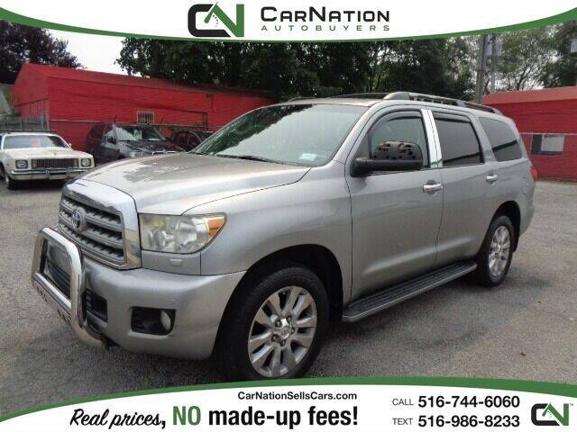 2008 Toyota Sequoia for sale at CarNation AUTOBUYERS, Inc. in Rockville Centre NY
