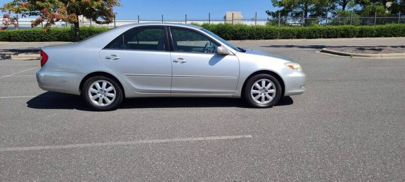 2003 Toyota Camry for sale at Unity Auto Sales Inc in Charlotte NC