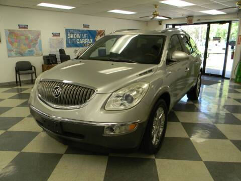 2008 Buick Enclave for sale at Lindenwood Auto Center in Saint Louis MO