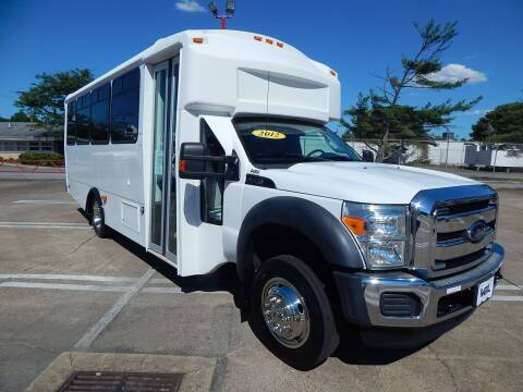 2012 Ford F-550 for sale at Vail Automotive in Norfolk VA